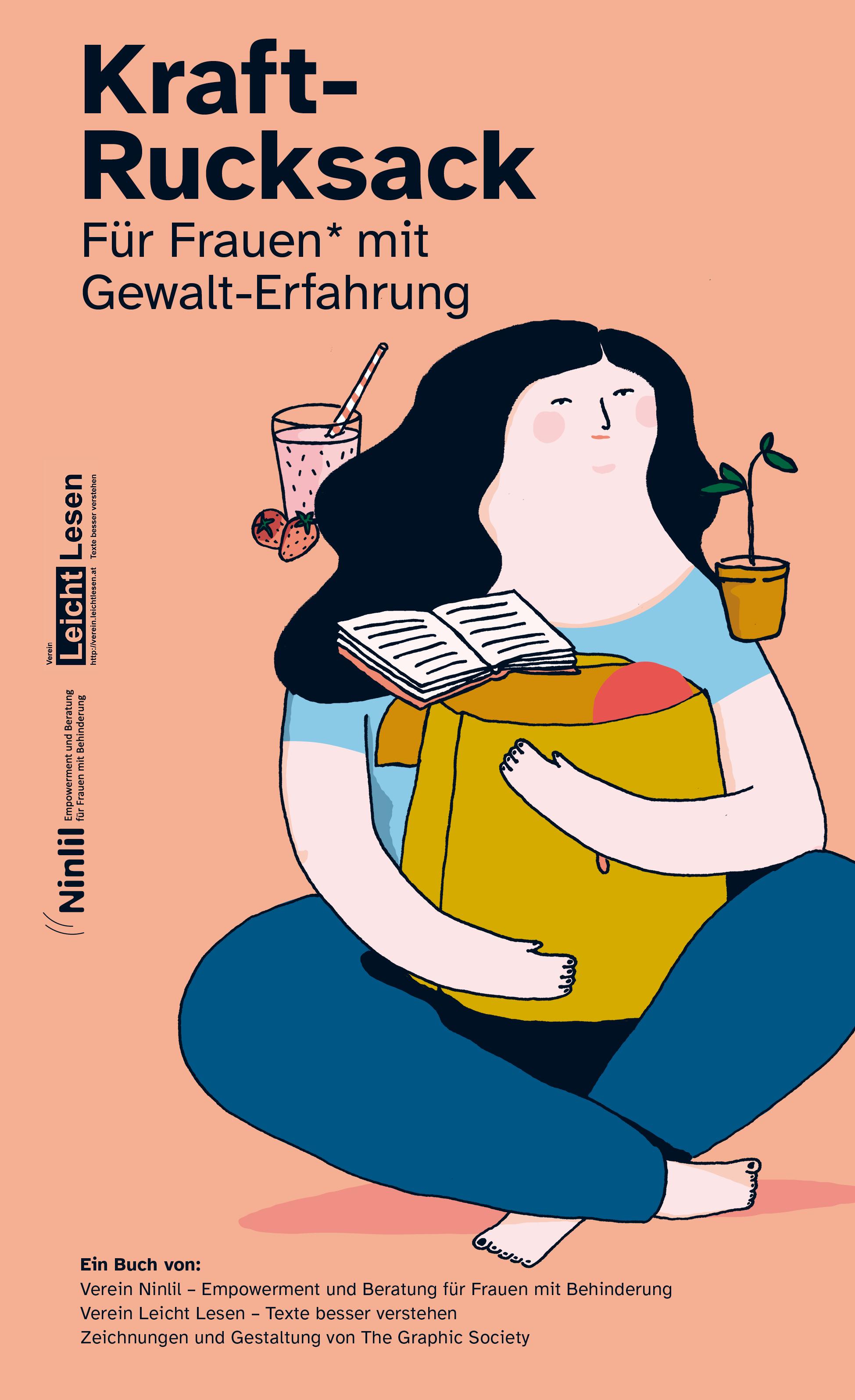 """Buch """"Kraft-Rucksack"""""""